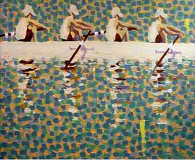 Rowing & Sculling Giclee Prints